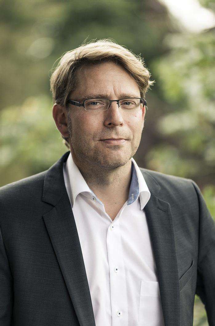 Dr. med. Tobias Hornig Chefarztfür Psychiatrie und Psychotherapie in der MEDIAN Franz-Alexander-Klinik Nordrach