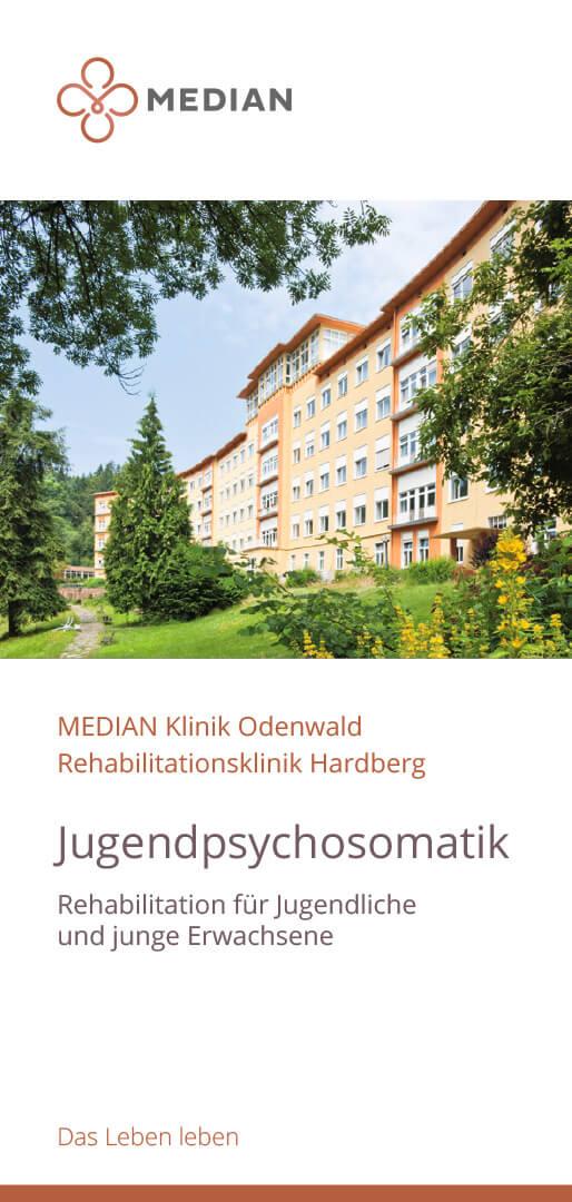Jugendpsychosomatik Rehabilitation für Jugendliche und junge Erwachsene der MEDIAN Klinik Odenwald