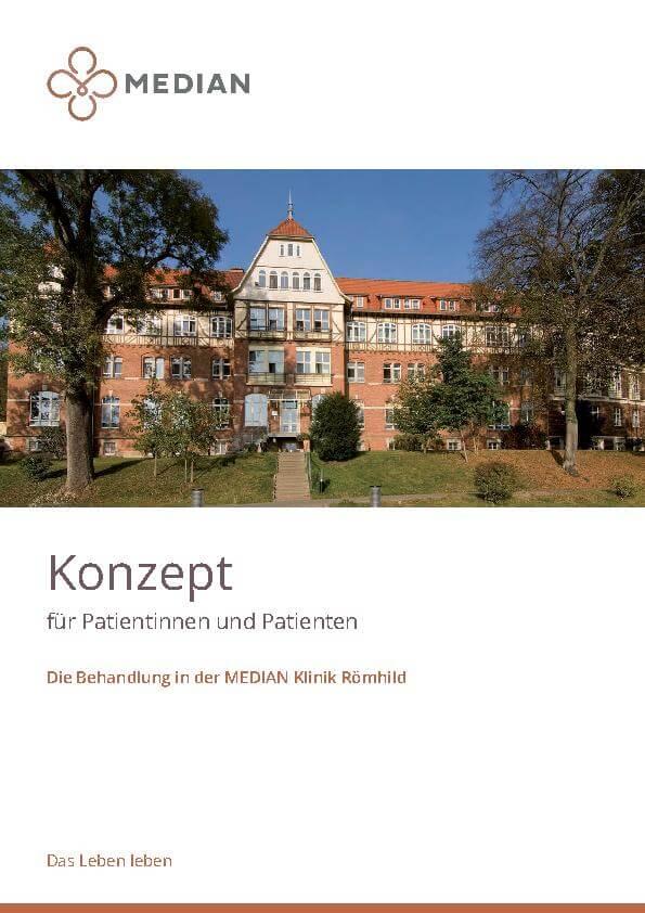 Infobroschüre Behandlungskonzept der MEDIAN Klinik Römhild