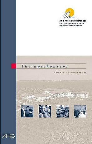 Infomaterial Therapiekonzept der MEDIAN Klinik Schweriner See