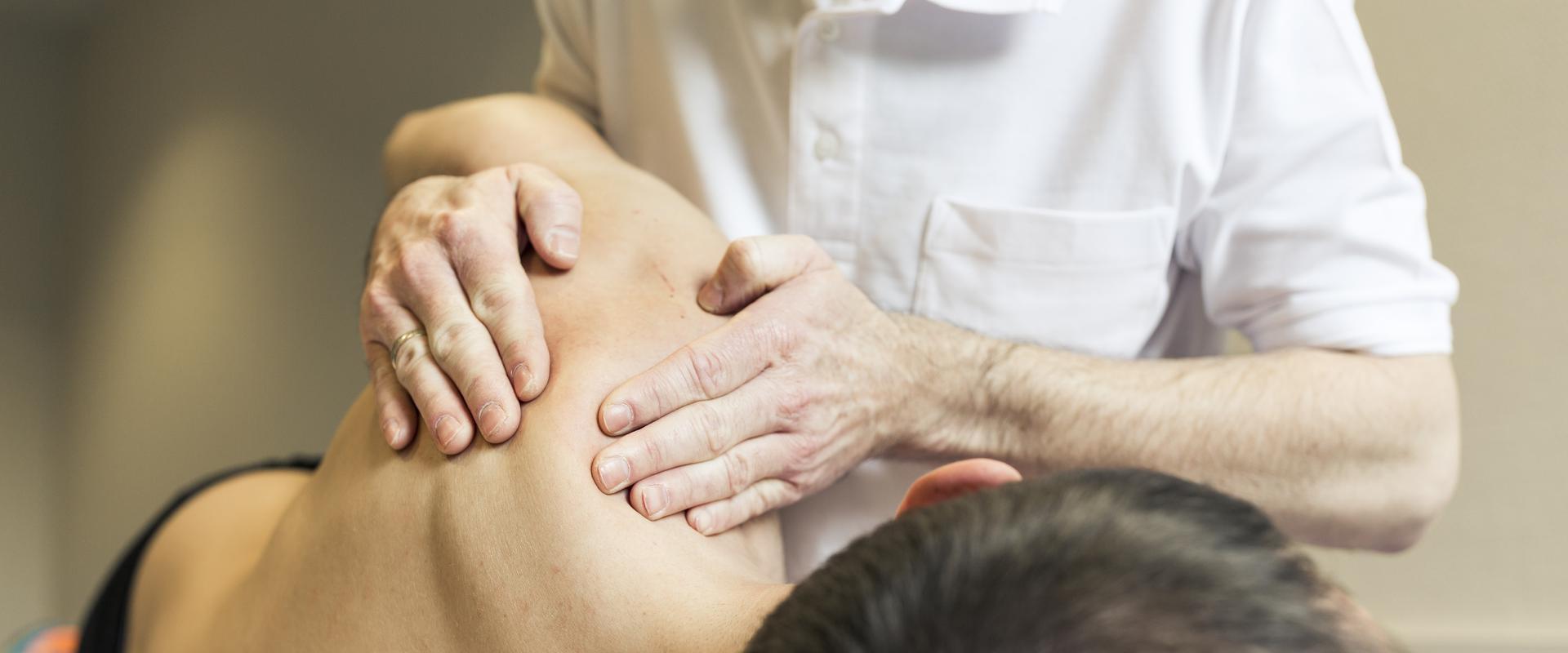 MEDIAN Klinik Freizeit und Umgebung Massage