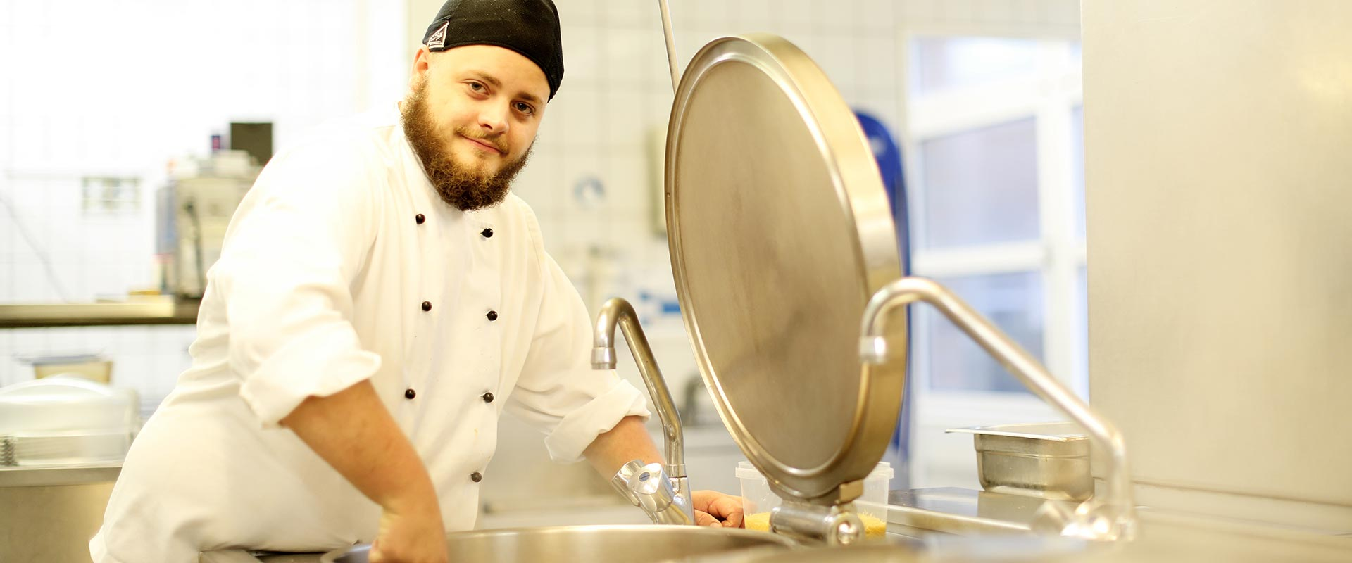 Koch in der MEDIAN Klinik Wilhelmshaven