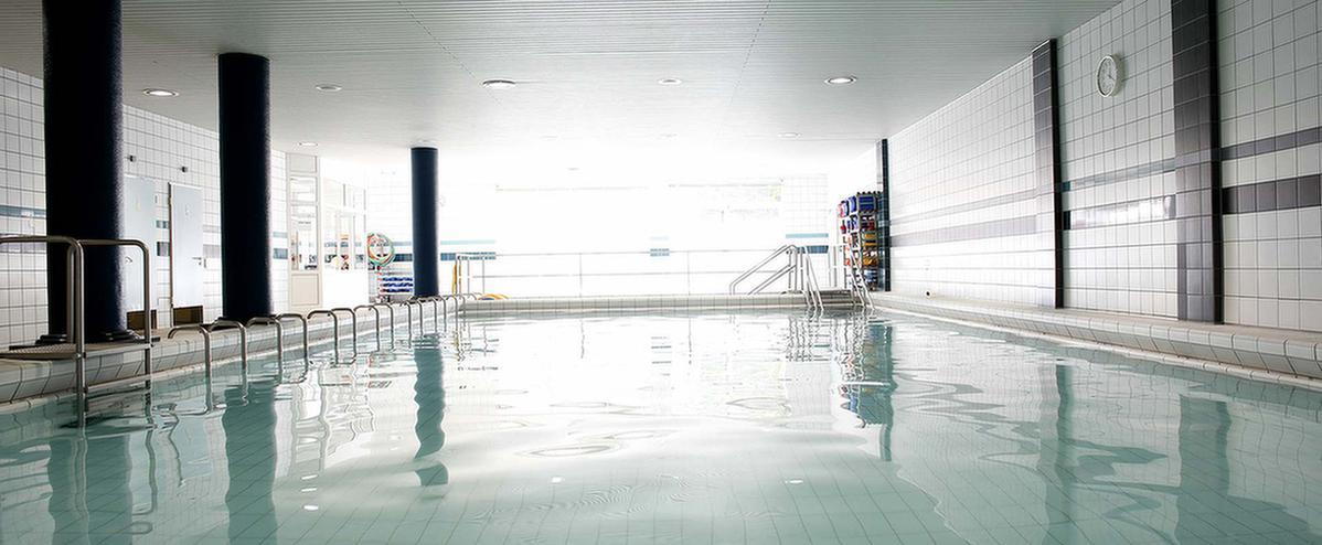 Schwimmbad in der MEDIAN Klinik Wilhelmshaven