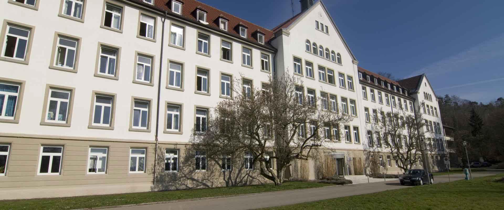 MEDIAN Klinik Wilhelmsheim Außenansicht