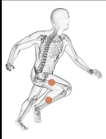 Unsere Behandlungen im Bereich Orthopädie bei MEDIAN: Beine