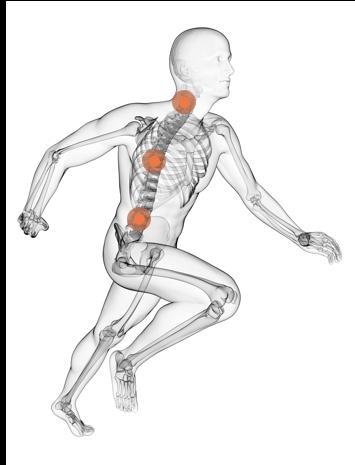 Unsere Behandlungen im Bereich Orthopädie bei MEDIAN: Wirbelsäule