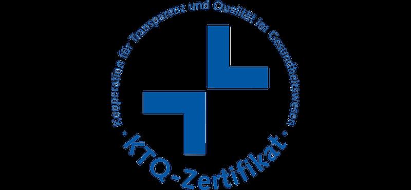 KTO-Zertifikat für die MEDIAN Klinik Schlangenbad