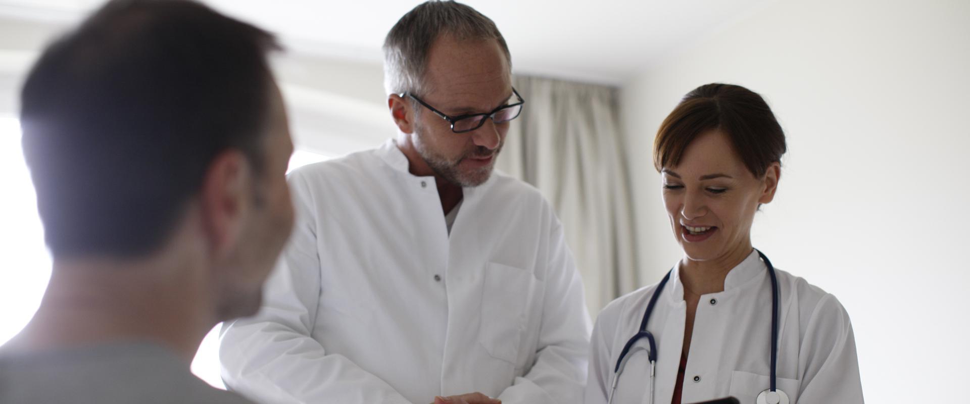 Ärzte der MEDIAN Buchberg-Klinik Bad Tölz