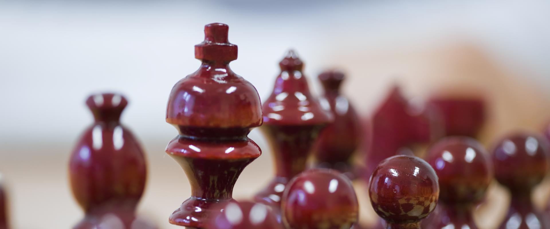 Schachfiguren in der MEDIAN Klinik Gyhum