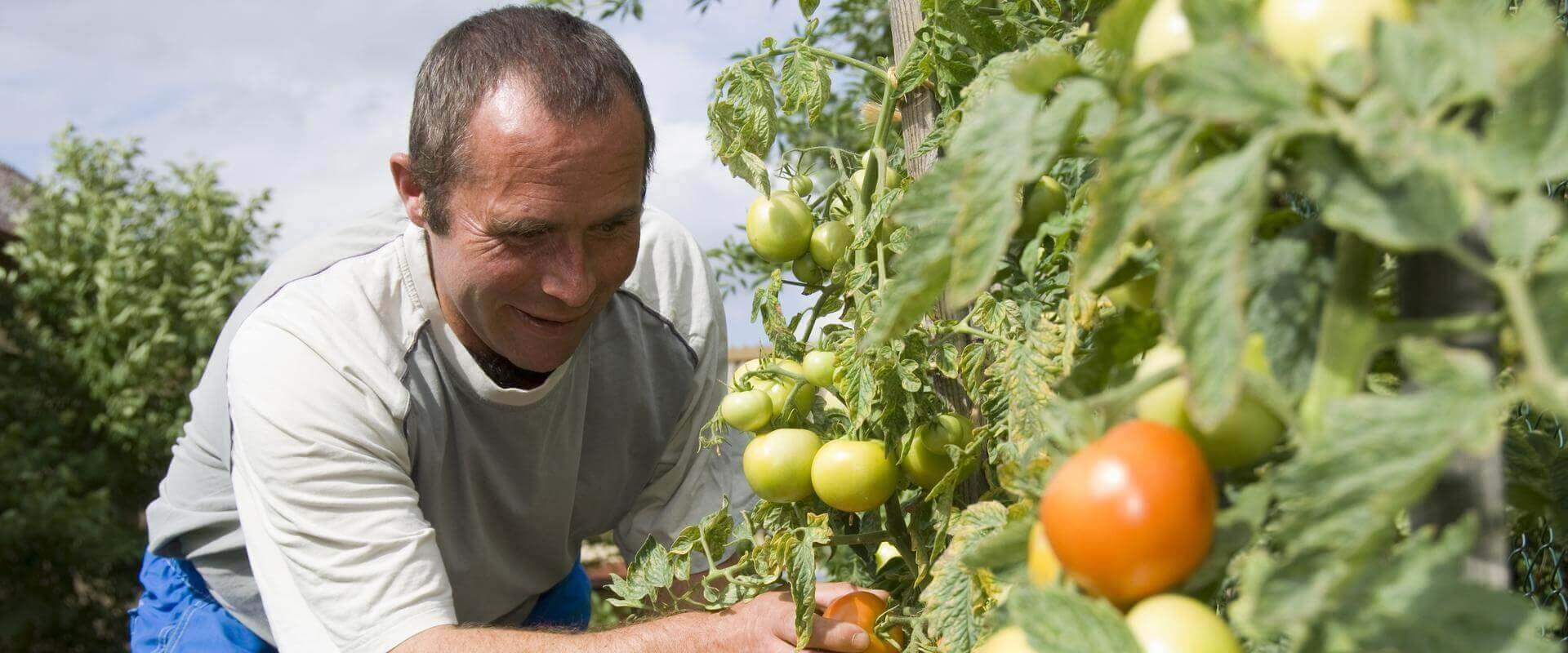 Gartenarbeit in der MEDIAN Klinik Bad Lobenstein