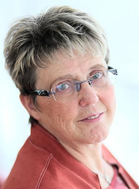 Ute Wunderwald Stellvertretende Kaufmännische Leiterin Personal der MEDIAN Klinik Bad Gottleuba
