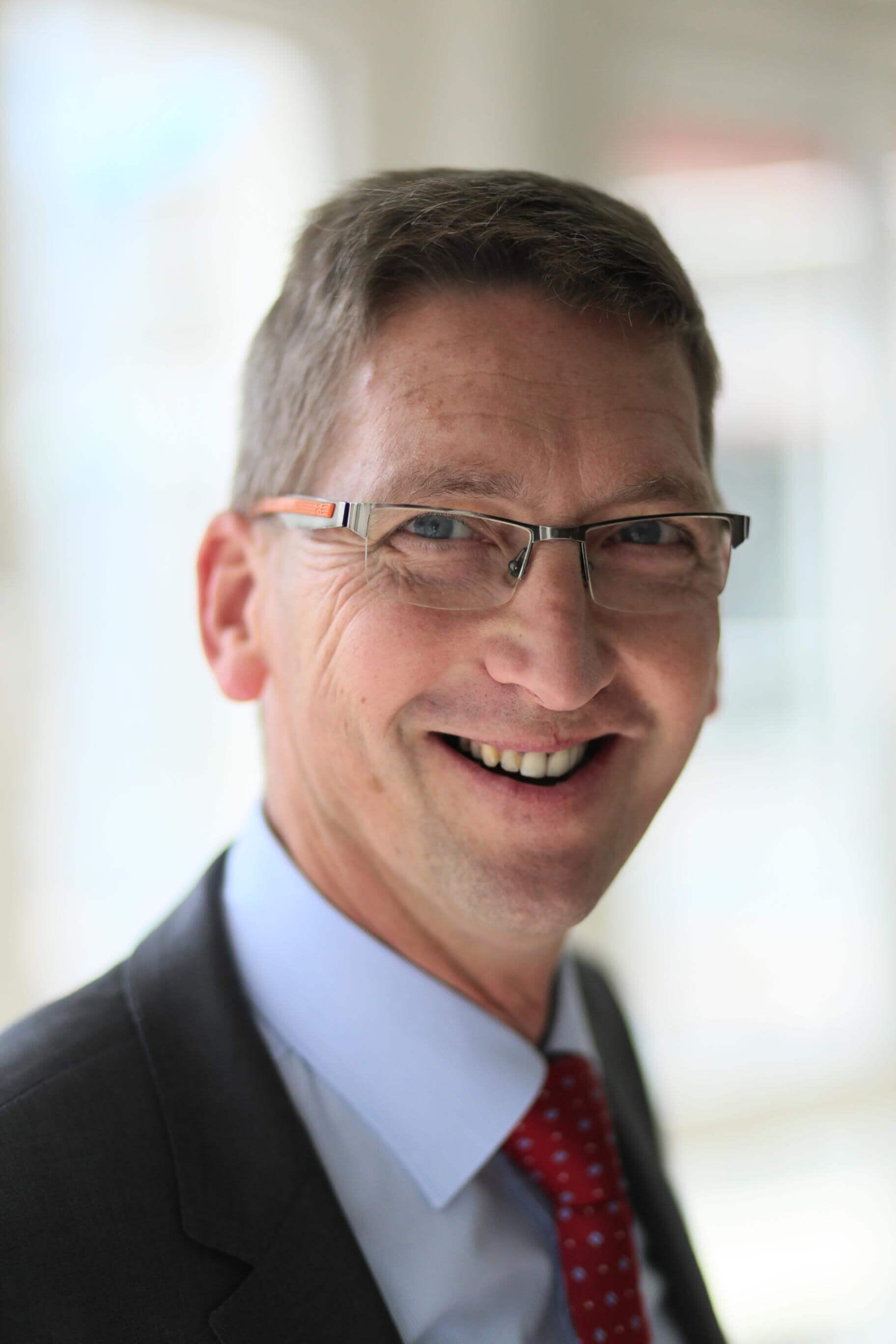 Klaus Kurre Kaufmännischer Leiter der MEDIAN Klinik Gyhum