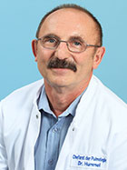 Dr. sc. med. Stefan Hummel Chefarzt der Abteilung für Atemwegserkrankungen und Allergien der MEDIAN Klinik Heiligendamm