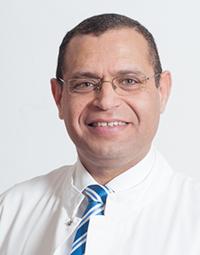 Hossam Helmi Elshazli Ärztlicher Direktor der MEDIAN Klinik Hohenlohe Bad Mergentheim