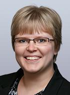 Sarah-Ann Remy Kaufmännische Leiterin der MEDIAN Klinik Hoppegarten