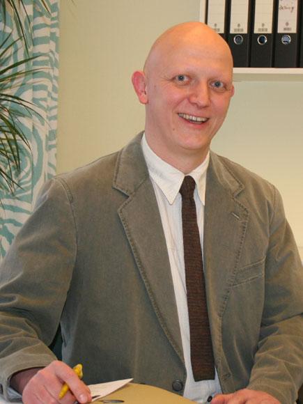 Matthias Fischer Chefarzt Orthopädie der MEDIAN Klinik Kalbe
