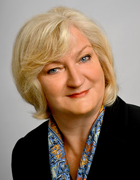 Kerstin Budde-Große Kaufmännische Direktorin der MEDIAN Saale Klinik Bad Kösen Klinik I