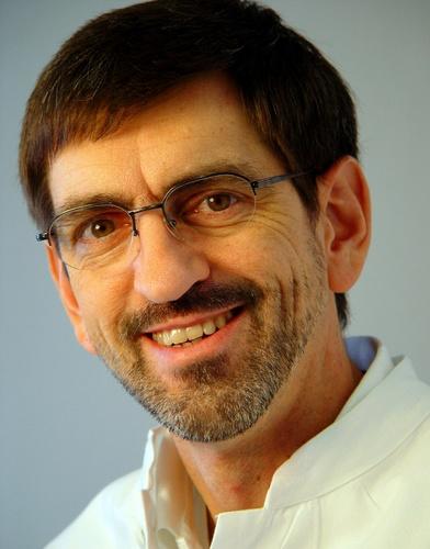 Dr. med. Reinhard Leicht Chefarzt Kardiologie der MEDIAN Saale Klinik Bad Kösen Klinik II
