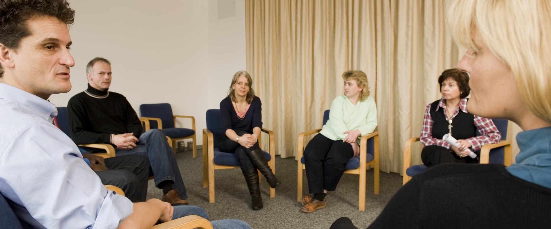 Gruppentherapie Essstörung in der MEDIAN Klinik Schweriner See