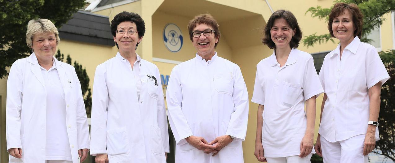 median klinik leben