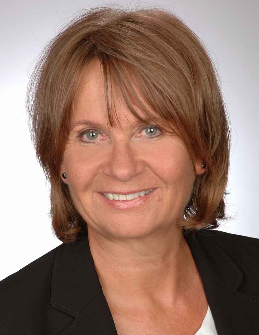 Andrea Klaus-Altschuck Leiterin Hygienemanagement im GB Mitte Hygiene der MEDIAN Klinik