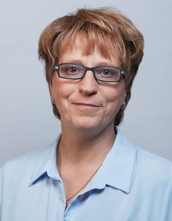 Cornelia Wagner QM-Leitung Geschäftsbereich Mitte der MEDIAN Klinik