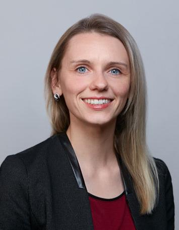 Lorena Kostin QM-Leitung Geschäftsbereich Nord-West bei MEDIAN