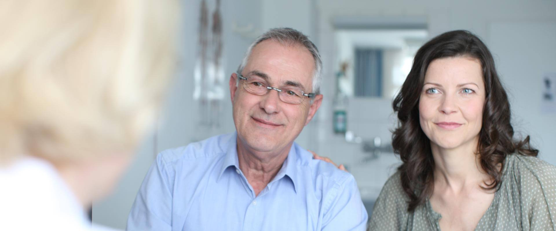 Patienten und Angehörige der MEDIAN Privatklinik Berggarten Deidesheim